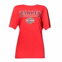 Camiseta Harley Nevada Thrif-Tee