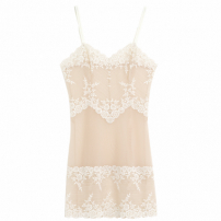 Camisola Embrace Lace Wacoal - Off White