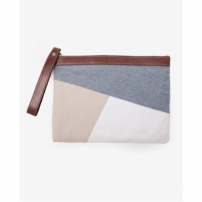Clutch Assimetria Monica Benini