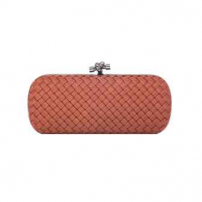 Clutch Elongated Knot Telha