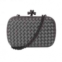 Clutch Knot Chain Cinza