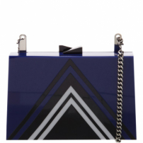 Clutch Retro Tina Blue | Schutz
