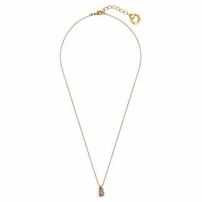 Colar Small Word B - Ouro Vintage