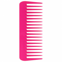 Color Comb Wide Rosa - Pente