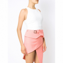 Corporeum Top Cropped - Branco