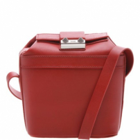Crossbody New Box Bag Red | Schutz