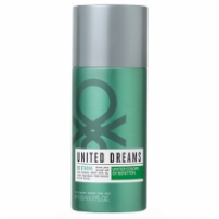 Desodorante United Dreams Be Strong Masculino Spray