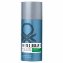 Desodorante United Dreams Go Far Masculino Spray