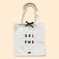 Ecobag Girl Power