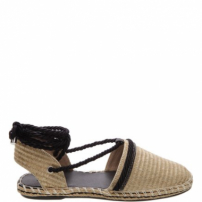 Espadrille Duo Lace Up Natural | Schutz