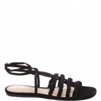 Flat Lace Back Black | Schutz