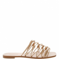 Flat Strings Couro Neutral | Schutz