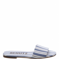 Flat Stripes Dress Blue | Schutz