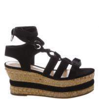 Flatform Layers Black | Schutz