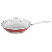 Frigideira De Inox 30 Cm - Empire Red Ki675Av