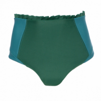 Hot Pants Anos 70 Verde