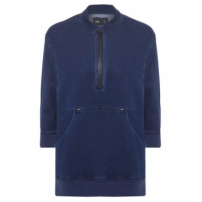 Jaqueta Soft Two Denim - Azul
