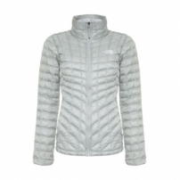 Jaqueta Thermoball Full Zip The North Face - Cinza