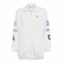 Jaqueta Track Top Adidas Originals - Off White