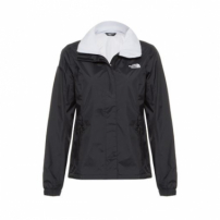 Jaqueta W Resolve 2 The North Face - Preto