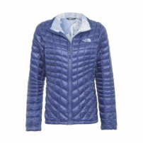 Jaqueta W Thermoball Full Ziper The North Face - Roxo