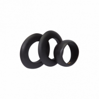Kit Bracelete Basic - Preto