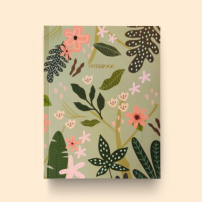 Kit Notebook Flores