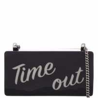 Love Clutch Black | Schutz