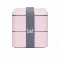 Lunchbox Mb Square - Rosa