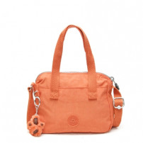 Mini Bolsa Leike Laranja Spicy Orange Kipling