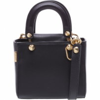 Mini Lady Bag Spikes Black | Schutz