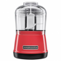 Mini Processador De Alimentos - Empire Red 220V