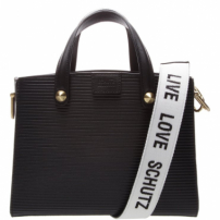 Mini Tote Live Love Black | Schutz