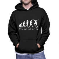 Moletom Criativa Urbana Skate Evolution