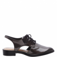 Oxford Cut Out New Aço Pre-Fall | Schutz