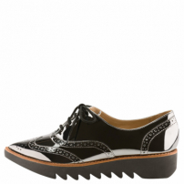 Oxford Delotto Flatform Spec Grafite