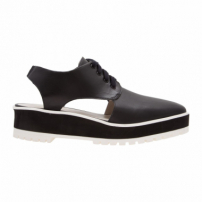 Oxford Flatform Summer - Preto