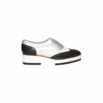 Oxford Flatform Tricolor Margot