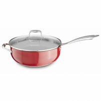 Panela Chef Em Inox 5,7 L - Empire Red Ki735Av