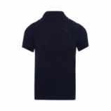 Polo Infantil Basic - Azul