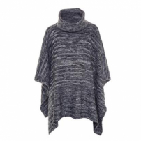 Poncho Tricot Nave Luciana Issa