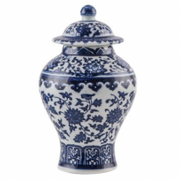 Potiche Chinoiserie Pp