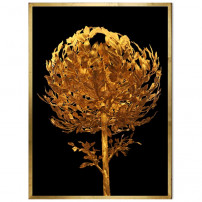 Quadro Golden Passion B