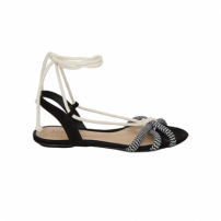 Rasteira Natural Wedges Schutz