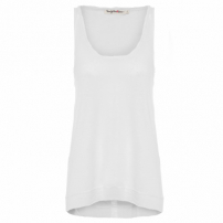 Regata Feminina Basic - Off White