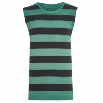 Regata Masculina Stripes - Verde