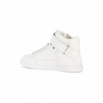 Saint Laurent Tênis 'max Scratch' - Branco