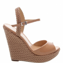 Sandália Anabela Braided Neutral | Schutz