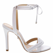 Sandália Lace-Up White | Schutz