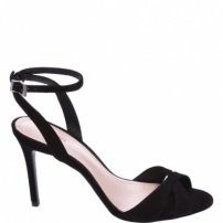 Sandália Stiletto Clean Black | Schutz